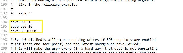 9-2 13-Redis的持久化的RDB的方式