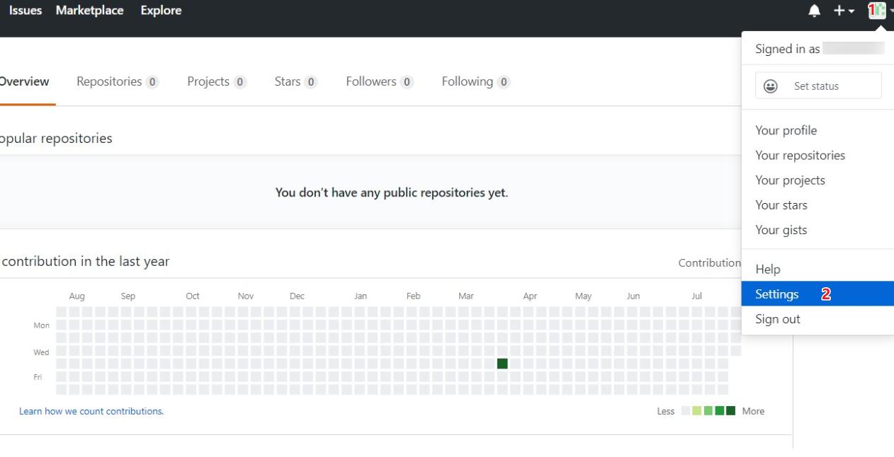 使用IDEA将项目提交到GitHub全过程