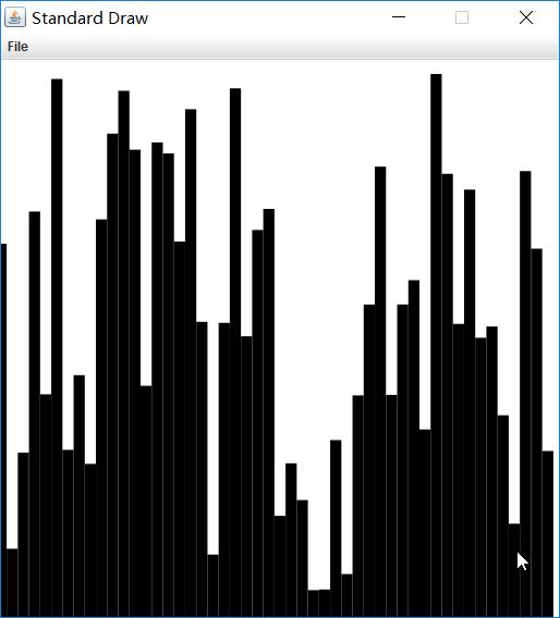 《算法第四版》课后练习题1.1.32答案