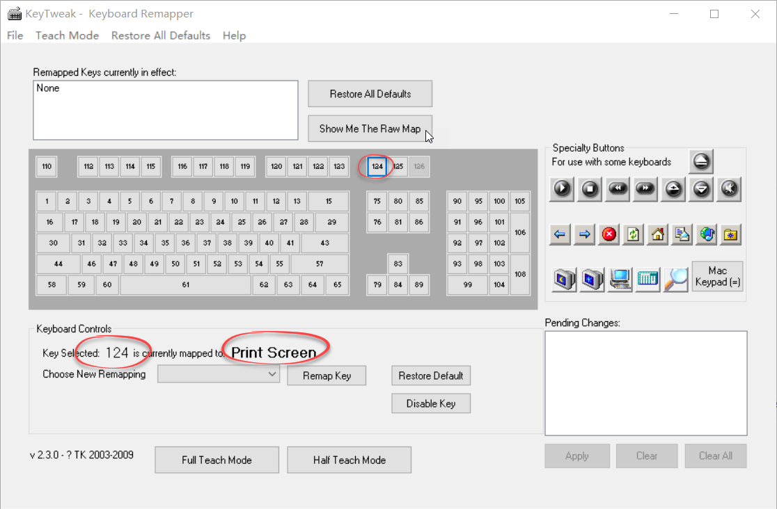 如何自定义修改单个键盘的功能以及恢复教程